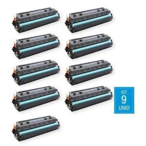 Kit Toner Compatível Hp Ce285a (1102/30/32/1212) 9 Unidades