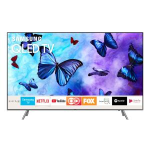 """Smart TV QLED 49"""" Samsung, 4K, USB, HDMI, Wi-Fi e Bluetooth® - QN49Q6FNAGXZD - Bivolt"""