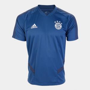 Camisa Bayern de Munique Treino 19/20 Adidas Masculina - Tam P | R$110