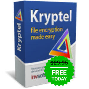 PC: Kryptel - Criptografar arquivos - Gratuito
