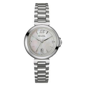 [20% AME = R$1.165] Relógio Feminino Bulova Diamond WB27903Q