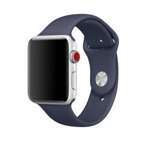 Pulseira para Apple Watch 40 mm Esportiva Azul Meia Noite