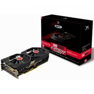 Placa De Vídeo XFX Radeon RX 590 Fatboy Oc+ 8gb Rx-590p8dfd6 Gddr5