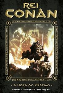 Rei Conan. A Hora do Dragão - Volume 3 - R$40