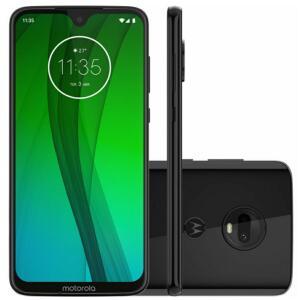 Smartphone Motorola Moto G7 64 GB Ônix R$ 791