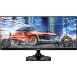 [Cartão Sub] Monitor Gamer LED 25 IPS ultrawide Full HD 25UM58 R$ 535