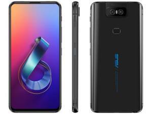 Smartphone Asus ZenFone 6 64GB Black 4G  R$ 2.639