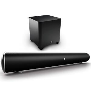 SOUNDBAR JBL 2.1 CINEMA SB450 165W (Subwoofer ativo e wireless)