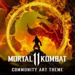 Tema PS4 Mortal Kombat 11 (Gratuito)