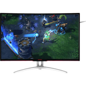 "Monitor Gamer Agon 31,5"" t AG322FCX - AOC R$ 1394"