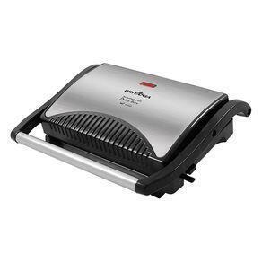 [App] Sanduicheira E Grill Press Inox Britania 127V - R$62