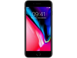 iPhone 8 Plus Apple 64GB Cinza Espacial