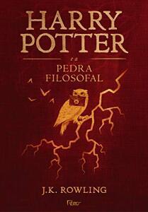 [Amazon Prime] Harry Potter e a pedra filosofal Capa dura