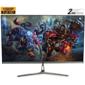 "[APP] Monitor Gamer LED 24"" Full HD 2ms 24HQ-LED Free Edge | R$486"