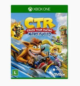 Crash Team Racing Nitro-Fueled - Xbox One | R$108