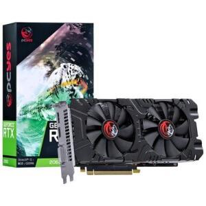 Placa de Vídeo PCYes NVIDIA GeForce RTX 2060, 6GB, GDDR6