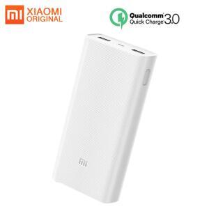 Power Bank Xiaomi 2C 20000mAh Quick Charge 3.0 - R$85