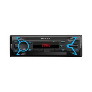 Som Automotivo Multilaser Pop P3335 P2, USB, Micro SD e MP3