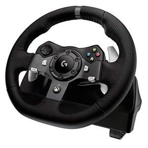 Volante Driving Force G920 para Xbox One / PC - Logitech G + FRETE | R$1250