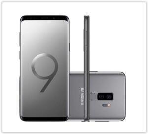 Smartphone Samsung Galaxy S9+ R$ 1999
