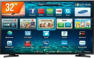 "Smart TV 32"" LED, Samsung, LH32BENELGA/ZD, HD"