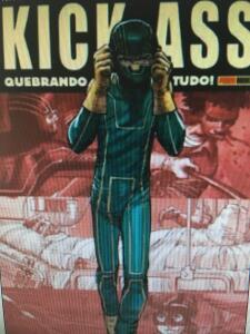 Kick-Ass: Quebrando Tudo R$ 30