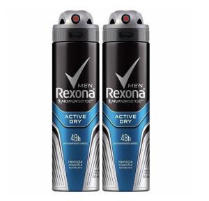 [APP] [R$ 5,99 cada] Kit 4 unidades  Desodorante Rexona Men