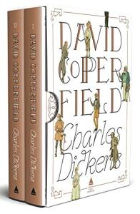 Livro | David Copperfield - Caixa - R$68