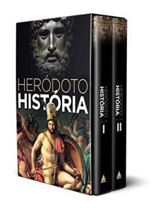 Box Heródoto: História | R$75