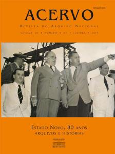 [EBOOK / PDF] ACERVO - Revista do Arquivo Nacional do Brasil