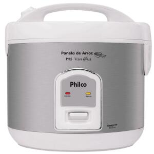 Panela Elétrica Philco PH5 Visor Glass 110V - R$72