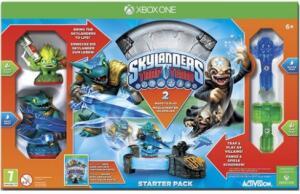 Skylanders Trap Team - Xbox One Kit Inicial | R$80