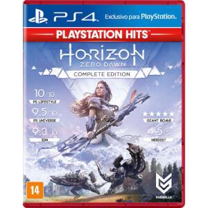 Game Horizon Zero Dawn Complete Edition Hits - PS4
