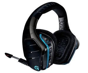 Headset Logitech G933 Artemis Spectrum 7.1 Surround USB Wireless