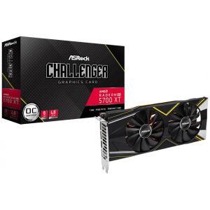 Placa de Vídeo Asrock Radeon Navi RX 5700 XT Challenger