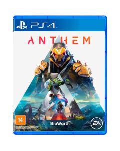 Anthem - Ps4 - De  R$49,99 por R$34,99