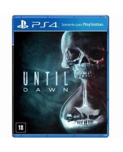 Until Dawn - Ps4 - R$34,99