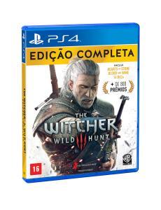 The Witcher 3 Wild Hunt Edição Completa - PS4 - R$64,99