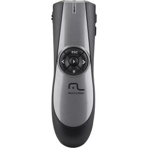 Presenter com Laser Point 2.4Ghz - Multilaser R$ 107