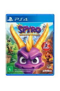 [Primeira Compra] Spyro Reignited Trilogy – PS4 Mídia Física