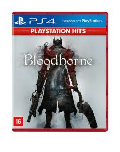 [Primeira Compra] Bloodborne PS4 - Mídia Física