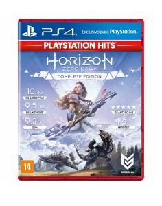 [Primeira Compra] Horizon Zero Dawn – Complete Edition – PS4 Mídia Física