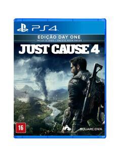 [Primeira Compra] Just Cause 4 – PS4 Mídia Física