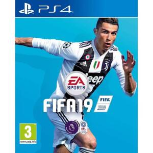(1° Compra) Game FIFA 19 - PS4