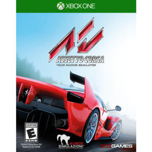 (1° Compra) Game Assetto Corsa - Xbox One