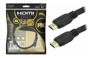 Cabo HDMI 2.0 4K com HDR 1Metro
