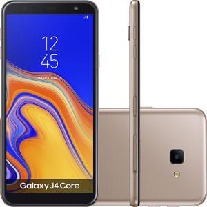 [AME 15%] Smartphone Samsung Galaxy J4 Core 16GB R$ 527