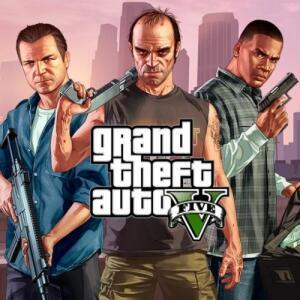 GTA V - Grand Theft Auto V - Steam [pc]