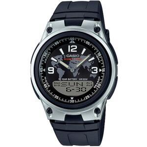 Relógio Casio Masculino Aw-80-1A2Vdf | R$130