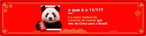 """[Pré Cadastro] """"Black Friday"""" Chinesa 11-11 na Americanas.com"""